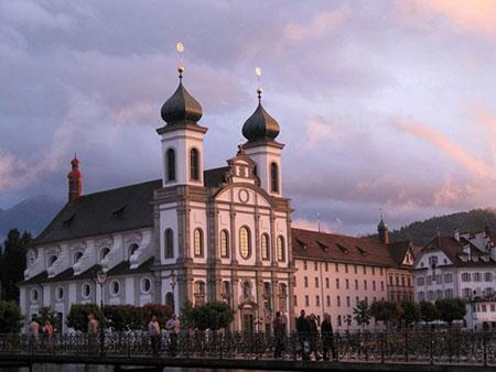 دانستنی های سفر به شهر لوسرن در کشور سوئیس + تصاویر
