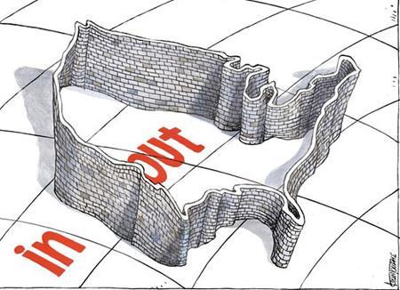 کاریکاتورهای ترامپ درباره سیاست های ضد ایرانی اش
