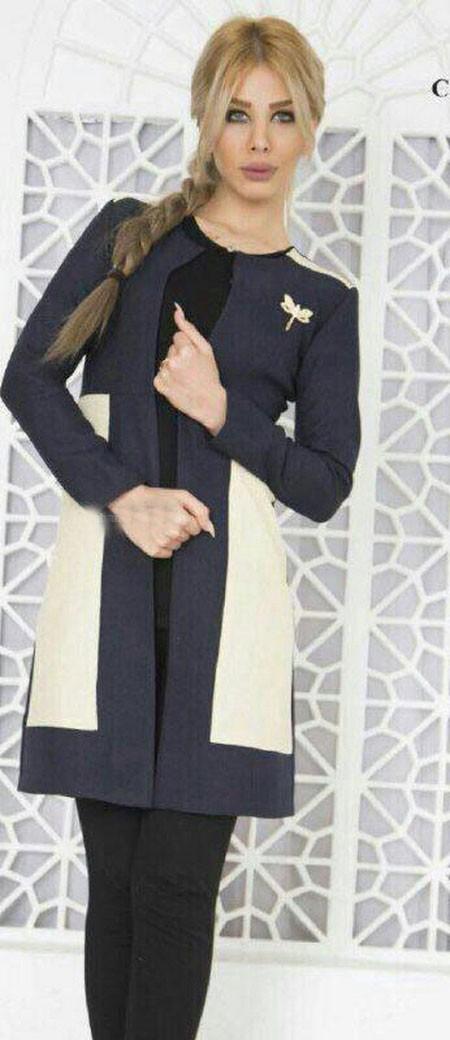 زیباترین مدل های مانتو بهار 96 در شیک ترین طرح ها