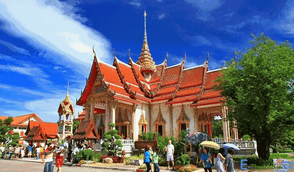 تجربه ای بی نظیر با تور تایلند در نوروز 96