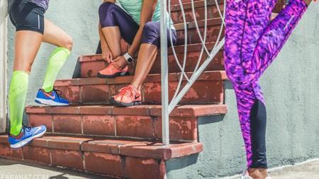 اثرات ورزش کردن با لباس های تنگ و چسبان