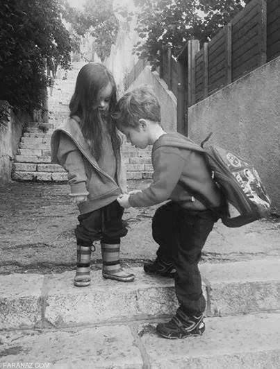 عکس های عاشقانه پسر و دختر عاشق بغل هم