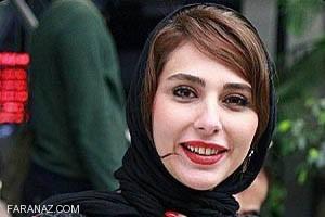 جنجال لو رفتن عکس ترسناک بازیگر زن ایرانی (عکس)