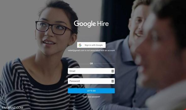 یافتن شغل به کمک گوگل
