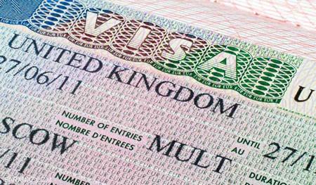چگونه در ایران ویزای انگلیس بگیریم؟