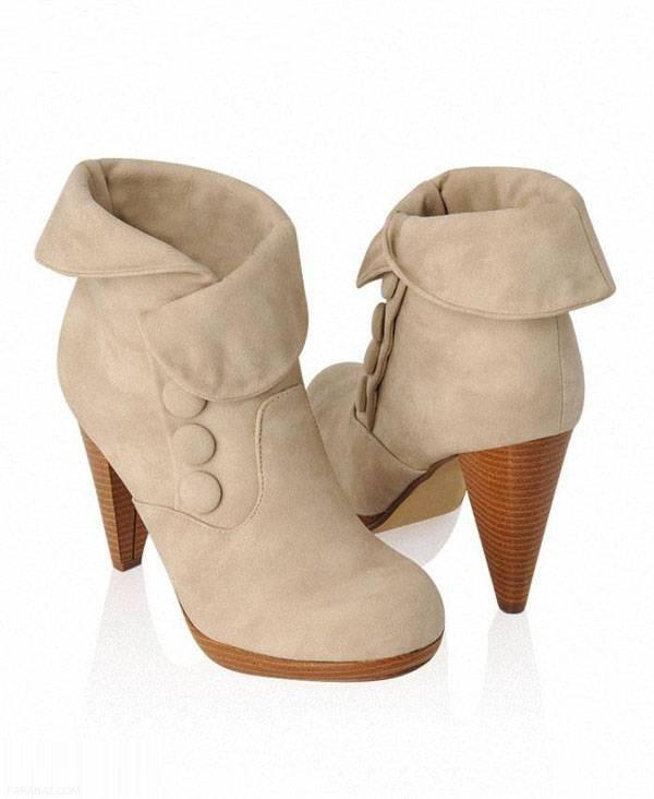 کفش های مناسب شلوار دمپا گشاد + مدل کفش
