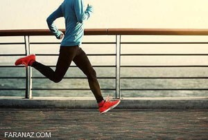 با دویدن طول عمر خود را افزایش دهید