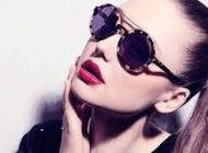 جدیدترین مدل های عینک آفتابی دخترانه لاکچری