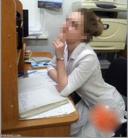 عکس های بی حجاب پرستاران زن ایرانی در اینستاگرام