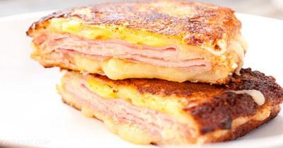طرز تهیه بهترین ساندویچ صبحانه سریع