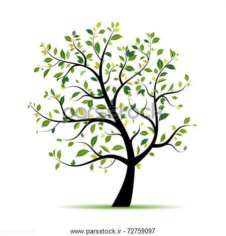 درخت باش…