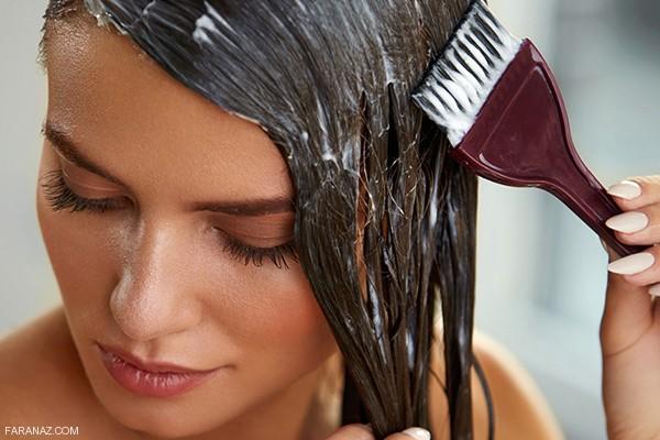 چند نکته درمورد رنگ کردن مو در خانه