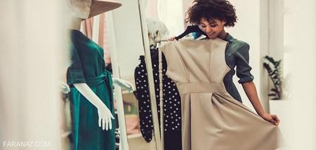 راهنمای انتخاب لباس زنانه بر اساس فرم بدن