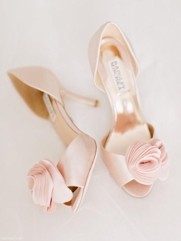 گالری مدل کفش عروس 2019 شیک پاشنه بلند و پاشنه تخت 1398