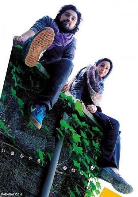 بیوگرافی اشکان خطیبی و همسر جدیدش آناهیتا درگاهی + عکس