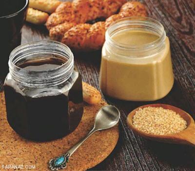 خواص ارده و شیره 100در 100طبیعی!