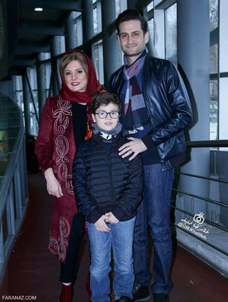 بیوگرافی و عکس های جدید پویا امینی + عکس پویا امینی و همسرش