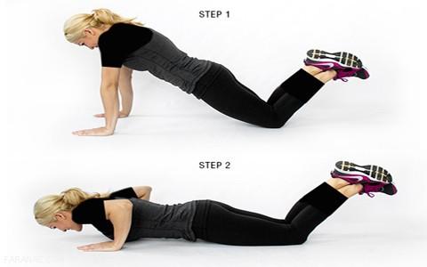 ورزش های مخصوص برای بزرگ کردن سینه