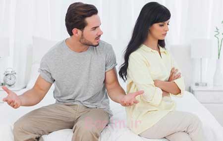 جملاتی که هیچوقت نباید به شوهرتان بگویید