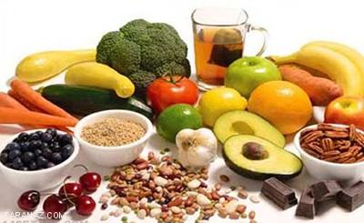 خوراکی هایی که برای کاهش اضطراب مفید است
