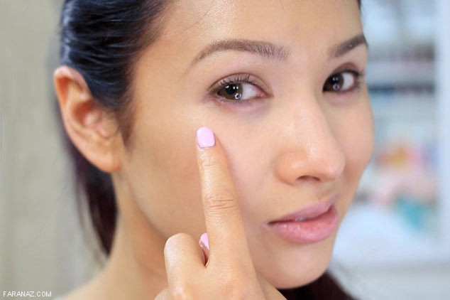 چند روش ساده برای از بین بردن سیاهی دور چشم