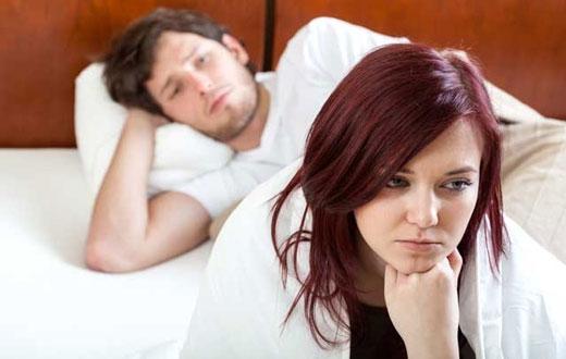 زنان و سردمزاجی در روابط جنسی