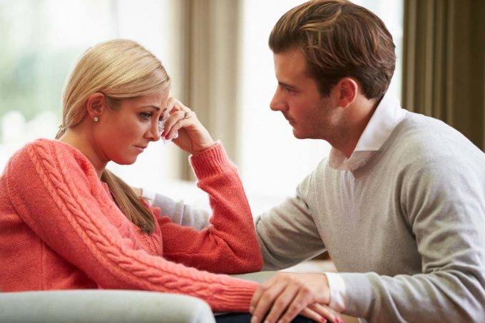 اگر از همسرتان ناراحتید بیان کنید