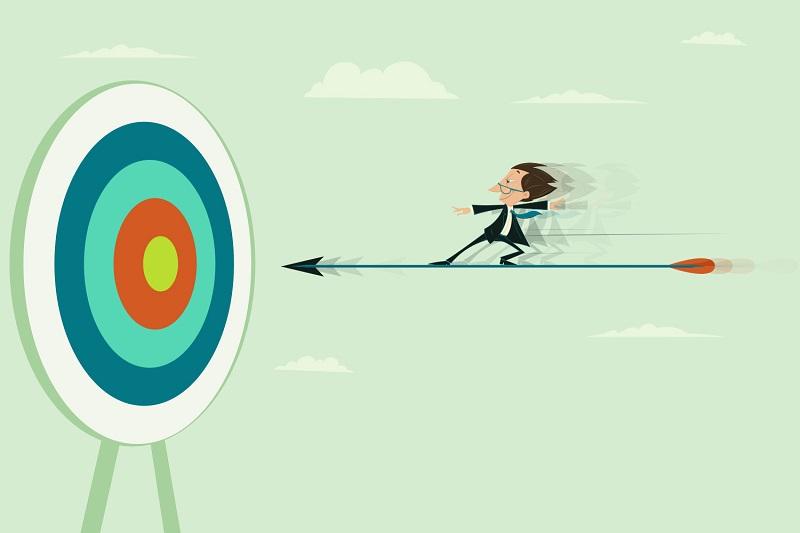 رابطه مستقیم اهداف قوی و ثروتمندی