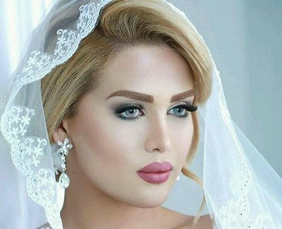 جدیدترین مدل های میکاپ عروس 2022