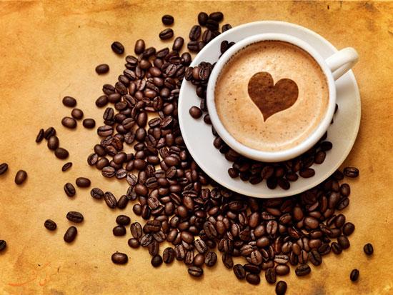 فواید قهوه   افزایش سوخت و ساز با نوشیدن قهوه