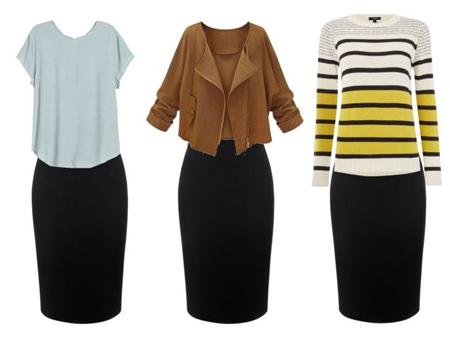 چه لباس هایی اندام را لاغر تر نشان میدهند؟