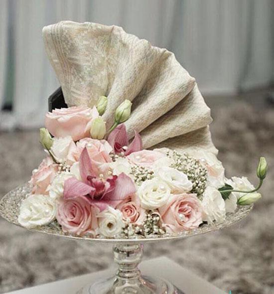 تزئین|عیدی عروس و داماد