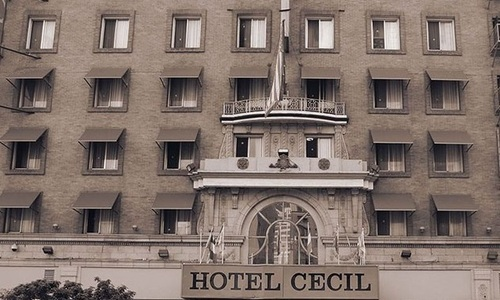 هتلی که مرکز قتل های مختلف است