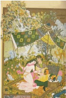 گزیده ای از زیباترین قصه های شاهنامه