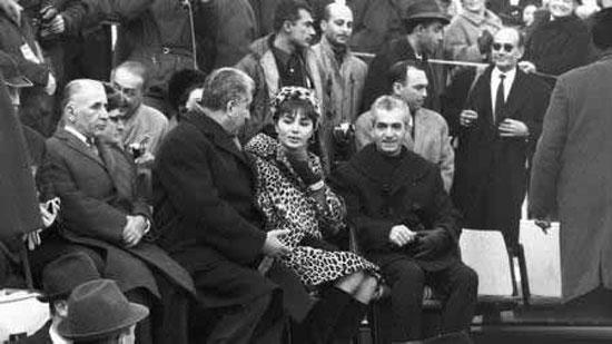 داغ ترین عکس های لو رفته از خانواده پهلوی