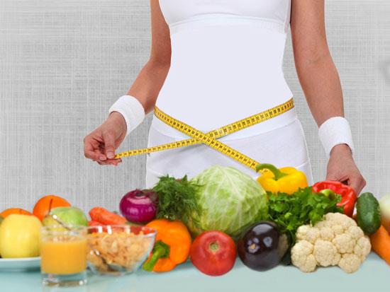 5 کیلو از وزن خود را اصولی کم کنید