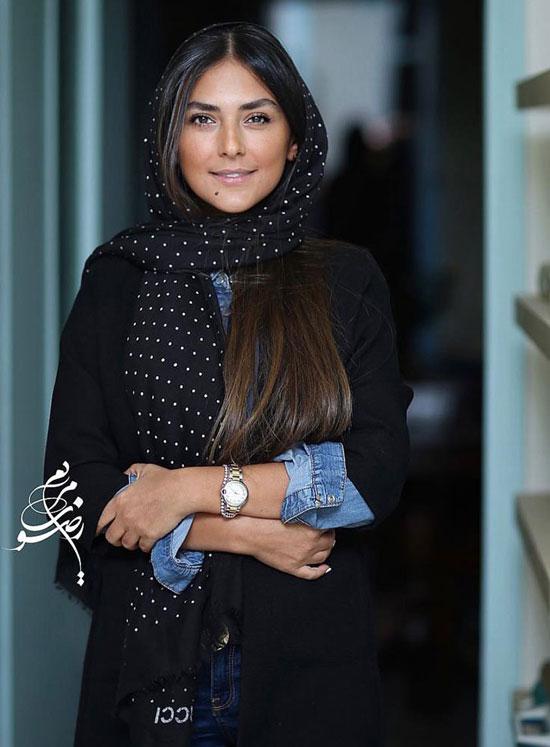 بیوگرافی هدی زین العابدین+13عکس جدید