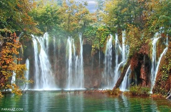 زیباترین آبشارهای دنیا + عکس