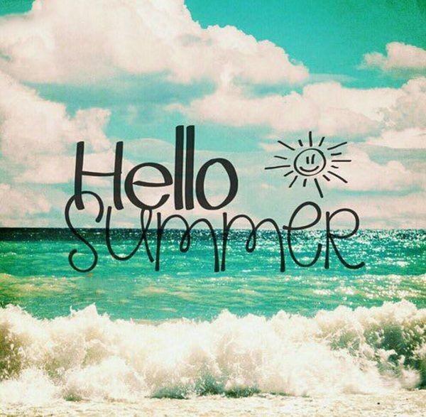 100 عکس نوشته تابستانی مخصوص پروفایل + متن های زیبا درباره فصل تابستان