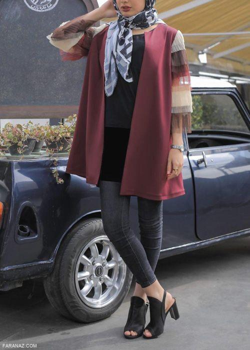 30 مدل مانتو تابستانی جلوباز 99 | مدل مانتو نخی و حریر برای فصل گرم