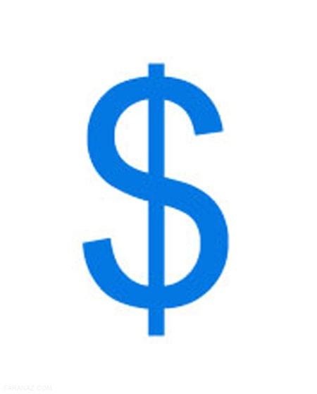 چرا علامت دلار این شکلی است $ ؟