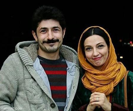 بیوگرافی کامل حدیث میرامینی و همسرش مجتبی رجبی