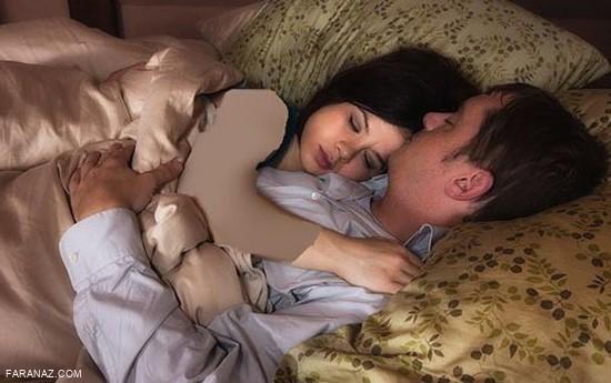 زنی که شغلش خوابیدن در آغوش مردان است + عکس