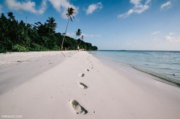 سواحل زیبا و خارق العاده ی دنیا+عکس