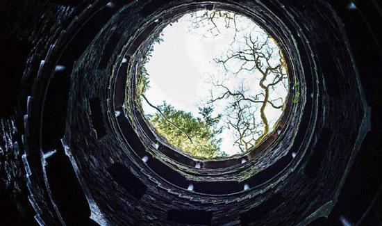 عجیب ترین چاه هایی که تا به حال دیده اید+عکس