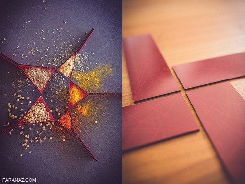 قاشق مدرن و جالب برای انداره گیری مایعات + عکس