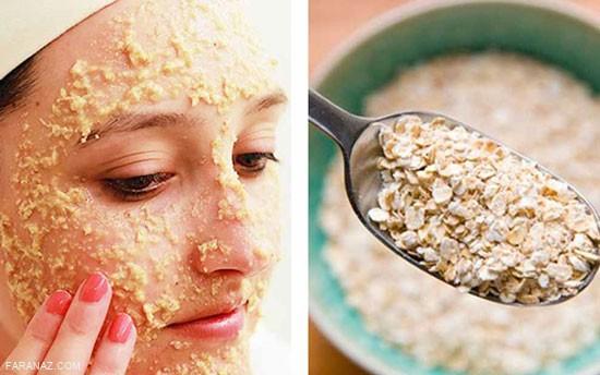 ترفندهای خانگی برای بستن منافذ پوست