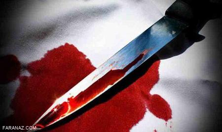 حمله به آقای بازیگر با چاقو + عکس