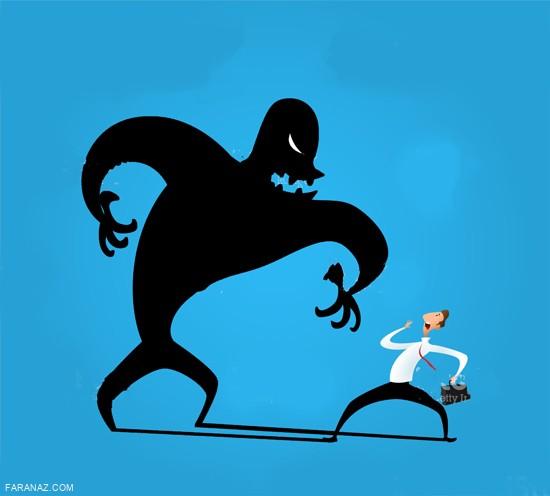ترس برای بدن چه فایده ای دارد؟