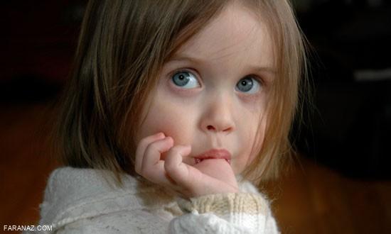 علت مکیدن شست در کودکان و راهکار های درمانی آن
